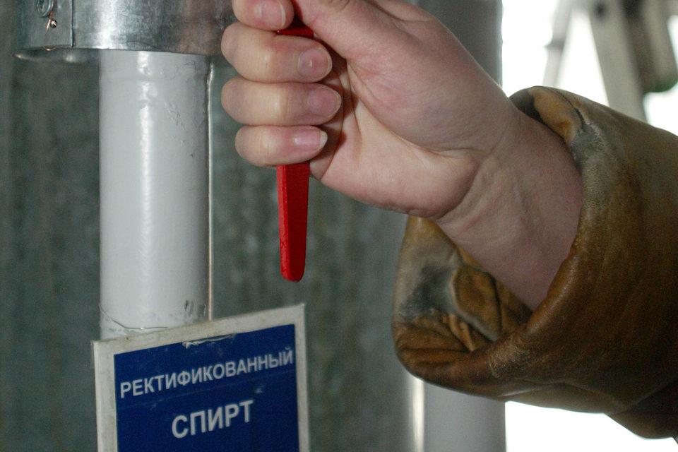 «Росспиртпром» хочет занять 60% российского рынка пищевого спирта