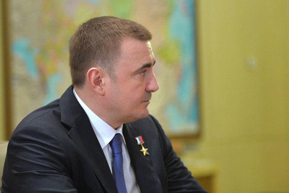 Герой России Алексей Дюмин поработает в городе-герое