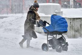 Около 1,5 млн семей не пришли за разовым пособием из материнского капитала