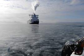 """СПГ """"Газпрома"""" в Европе может быть существенно дешевле, чем доставленный через Атлантику"""