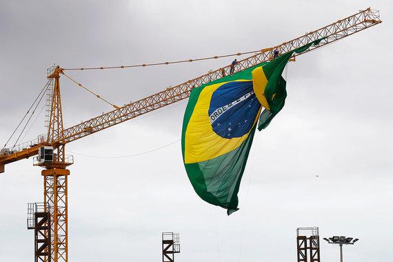 Международный бизнес ринулся в Бразилию
