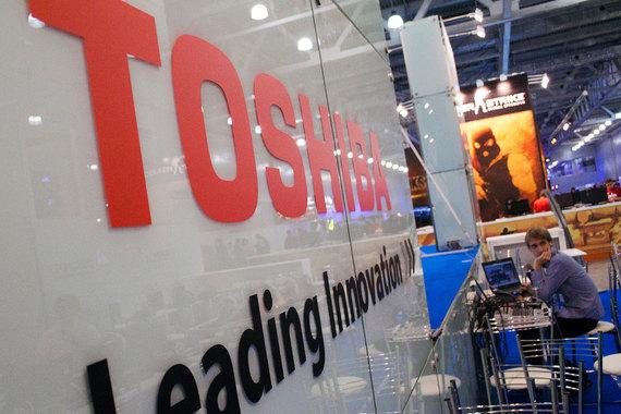 На бизнес Toshiba по производству чипов компьютерной памяти много претендентов