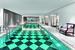 Бассейн в отеле Baccarat, Нью-Йорк