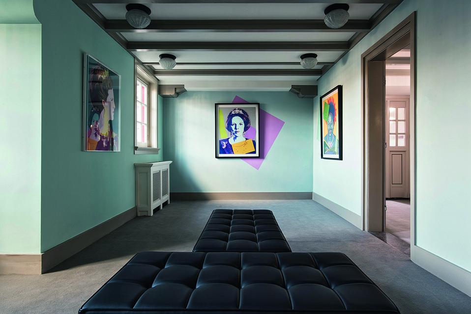 Музей Moco – частная инициатива владельцев амстердамской Lionelgallery
