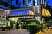 Новый ресторан расположен в здании гостиницы Aldrovandi Villa Borghese