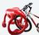 Подставка для велосипеда Squiggle Rack