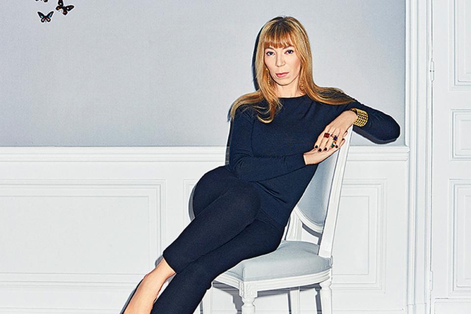 Виктуар де КастелЛан, креативный директор Dior Joaillerie