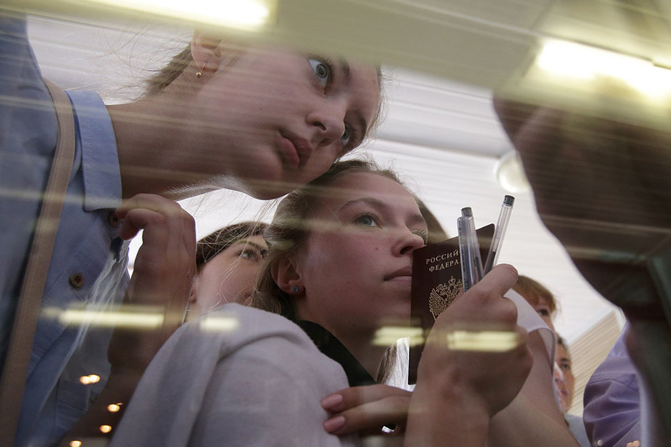 В РФ хотят разрешить массовую установку «глушилок» впроцессе ЕГЭ