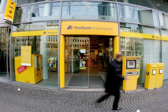 Покупкой немецкого Postbank интересуется китайский конгломерат Wanda