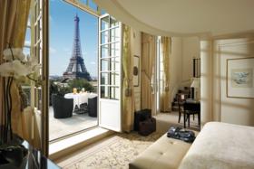 Отель Shangri-La, Париж