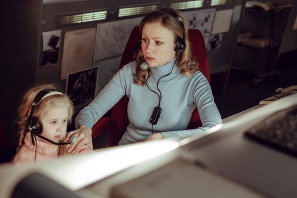 Прокат 2-х русских кинолент про космос разведут навесну иосень