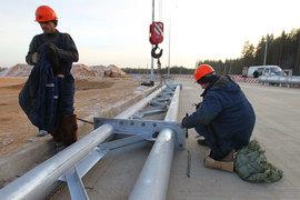 По условиям конкурса подрядчик должен до 1 сентября 2019 г. построить шестиполосный путепровод протяженностью 50 м