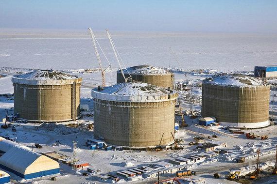 «Новатэк» и «Газпром» могут вместе разработать Тамбейские месторождения на Ямале