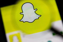 Оценка Snapchat для размещения упала с $25 млрд до $22,2 млрд