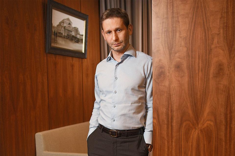 Геннадий Жужлев, старший вице-президент банка «ФК Открытие», руководитель блока «Корпоративный бизнес»