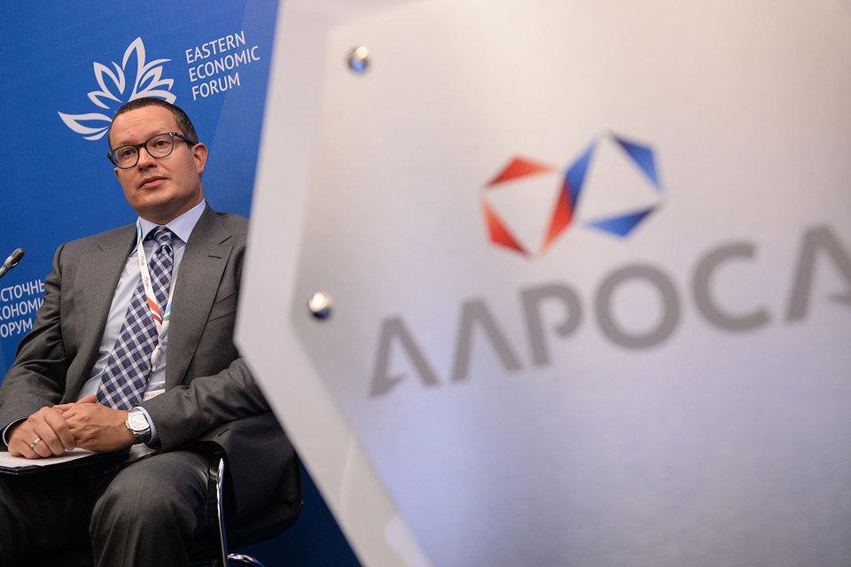 СМИ узнали оботставке президента «Алросы»