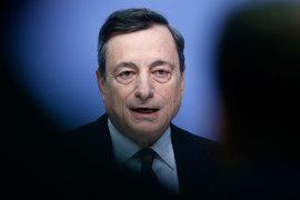 Председатель ЕЦБ Марио Драги назвал рост временным и связанным в основном с подорожавшей нефтью