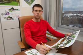 Антон Кривов изобретает маркетинговые ходы, чтобы поразить воображение богатых клиентов с Рублевки