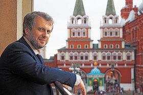 Сергей Бурмистров, глава аукционного дома «Литфонд»