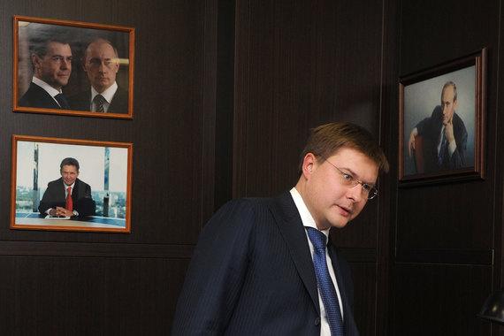 Сын Сергея Иванова может возглавить «Алросу»