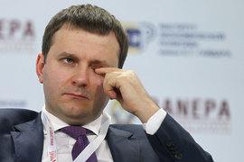 Укрепление рубля не продлится долго, заявил министр экономического развития Максим Орешкин. Для него пока слишком мало причин