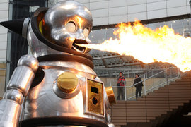 Ущерб от самостоятельных роботов вроде беспилотных автомобилей Европарламент предлагает покрывать из специального фонда