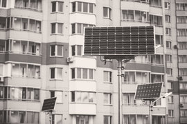 Физические лица и небольшие предприятия смогут устанавливать на своих территориях солнечные панели