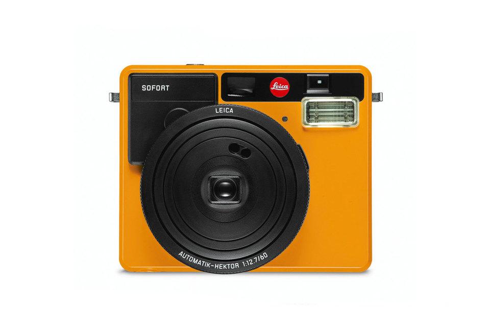Мгновенная камера Leica Sofort