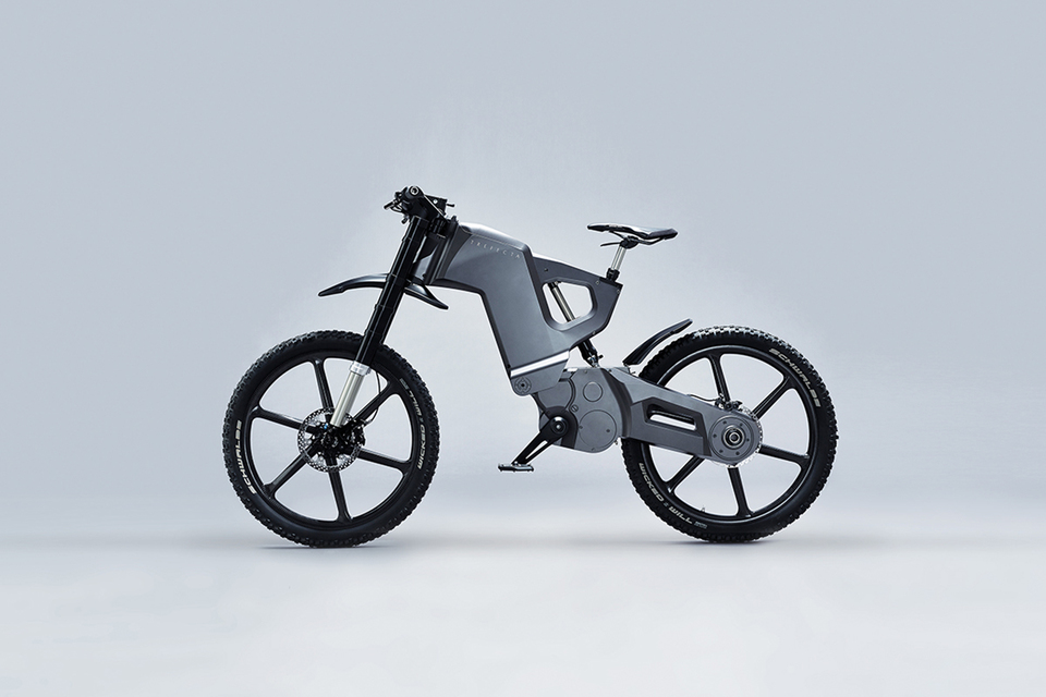 Электровелосипед Trefecta DRT Off-road Unlimited
