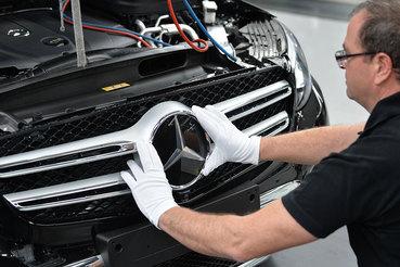 Daimler построит на территории индустриального парка Есипово автозавод полного цикла