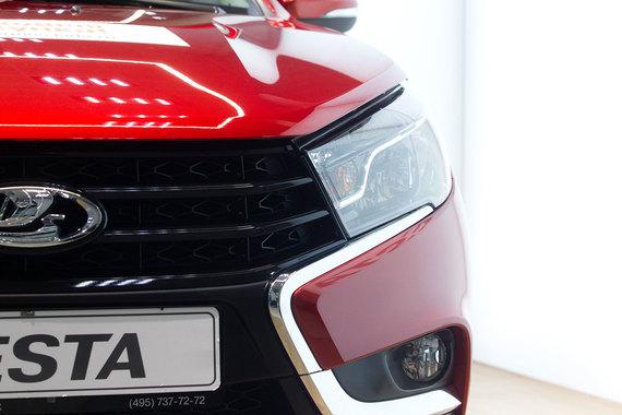 «АвтоВАЗ» вывел на немецкий рынок седан Vesta, теперь в Германии продается четыре модели Lada