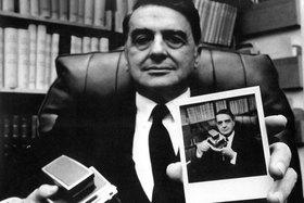 Эдвин Лэнд, создатель камеры Polaroid