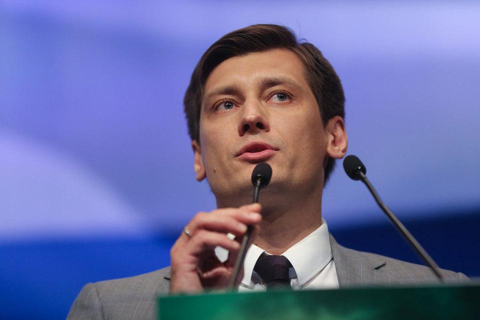 Экс-парламентарий Гудков принял решение побороться запост главы города столицы