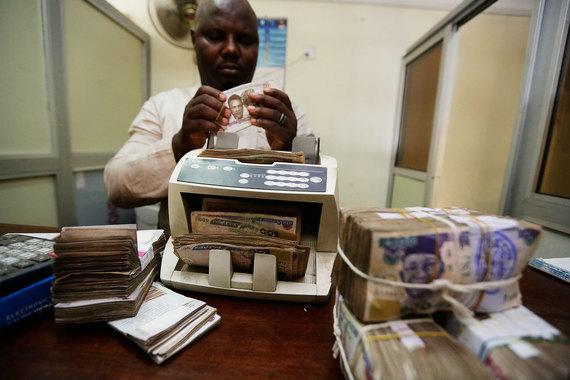 Нигерия движется к девальвации