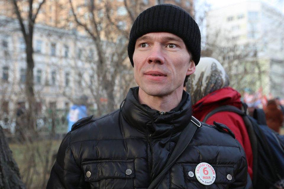Оппозиционер Дадин вышел насвободу