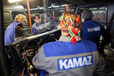 Рост рынка, который возобновился летом 2016 г., помог «Камазу» вернуться к прибыльности