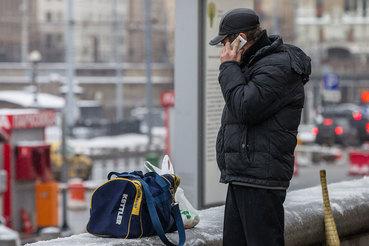 В поездках по России пользование голосовой связью растет