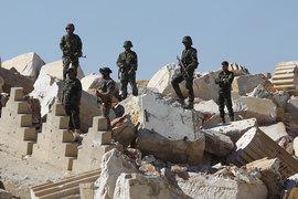 Это уже второе освобождение ключевого сирийского города