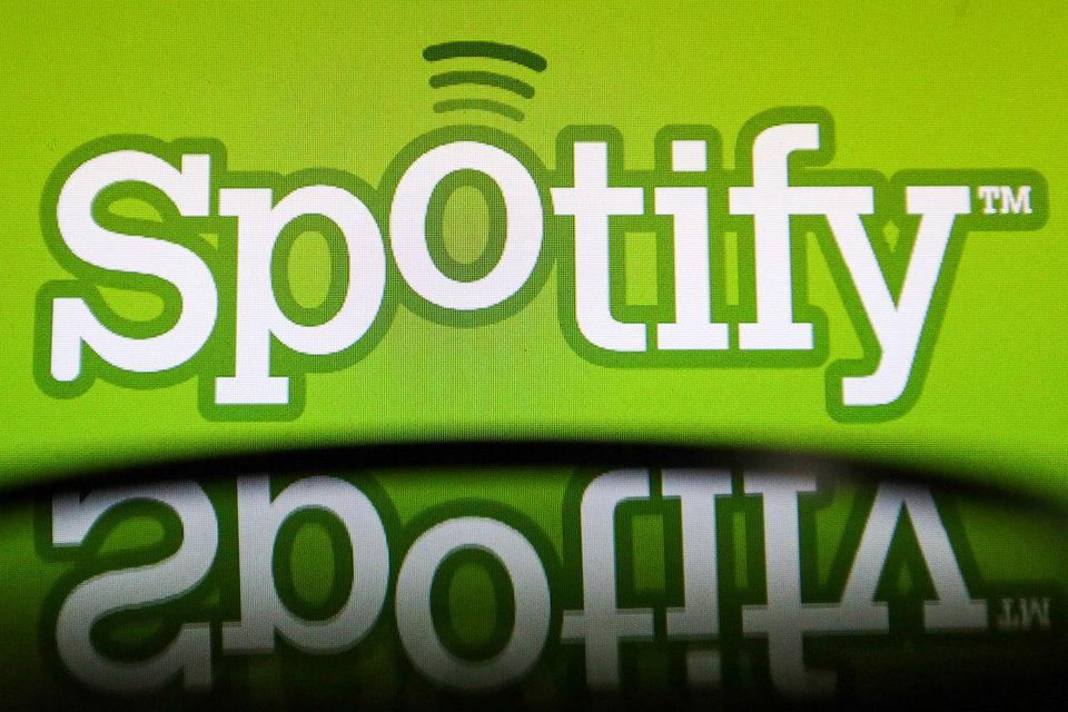 Число платных фанатов  Spotify возросло  до50 млн.  человек