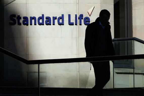 Шотландские Aberdeen Asset Management и Standard Life объединяют бизнес