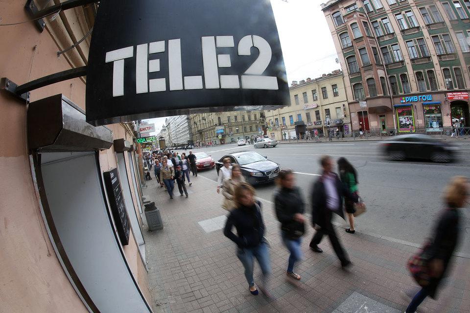 Tele2 заняла более 10% рынка мобильного интернета в Москве