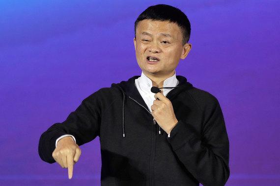 Основатель Alibaba предложил сажать в тюрьму продавцов подделок