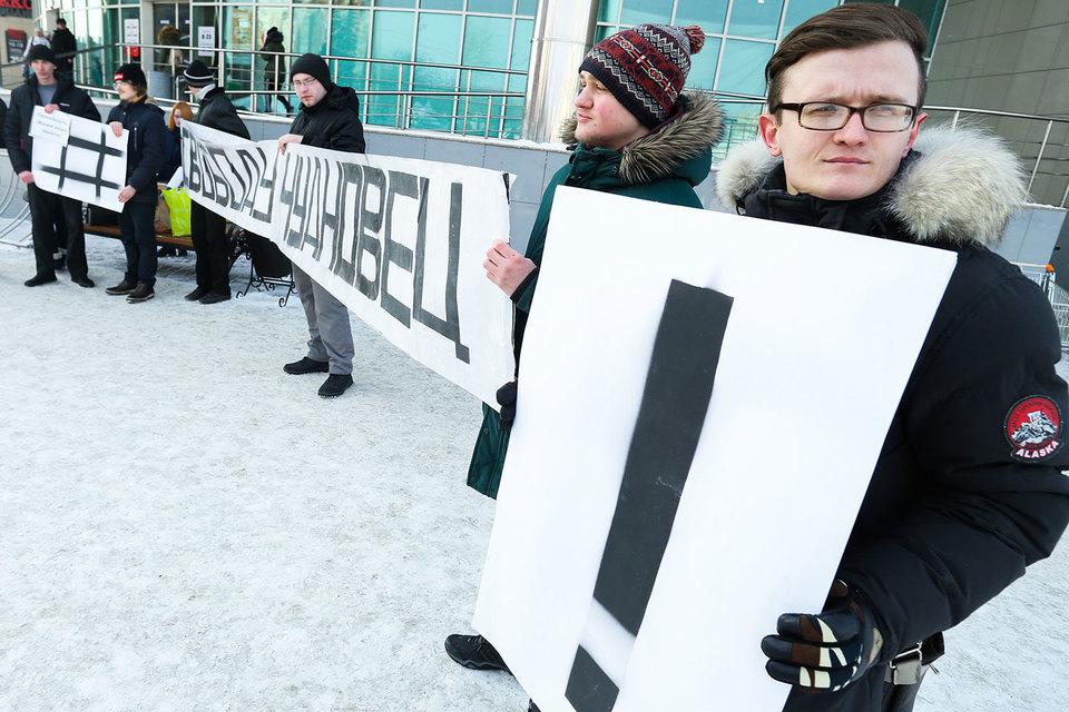 Приговор Евгении Чудновец не остался не замеченным в гражданском обществе