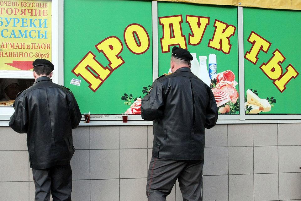 Кризис в РФ легче всего пережили силовики ичиновники