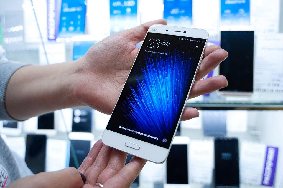 Китайские бренды телефонов  в РФ  заняли четверть рынка