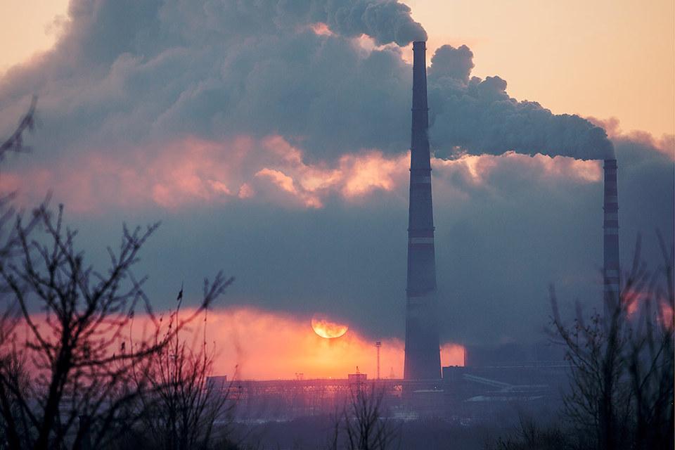 В связи с сильным загрязнением воздуха СКР возбудил уголовное дело