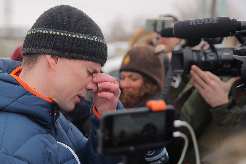 Ильдар Дадин был арестован у здания ФСИН