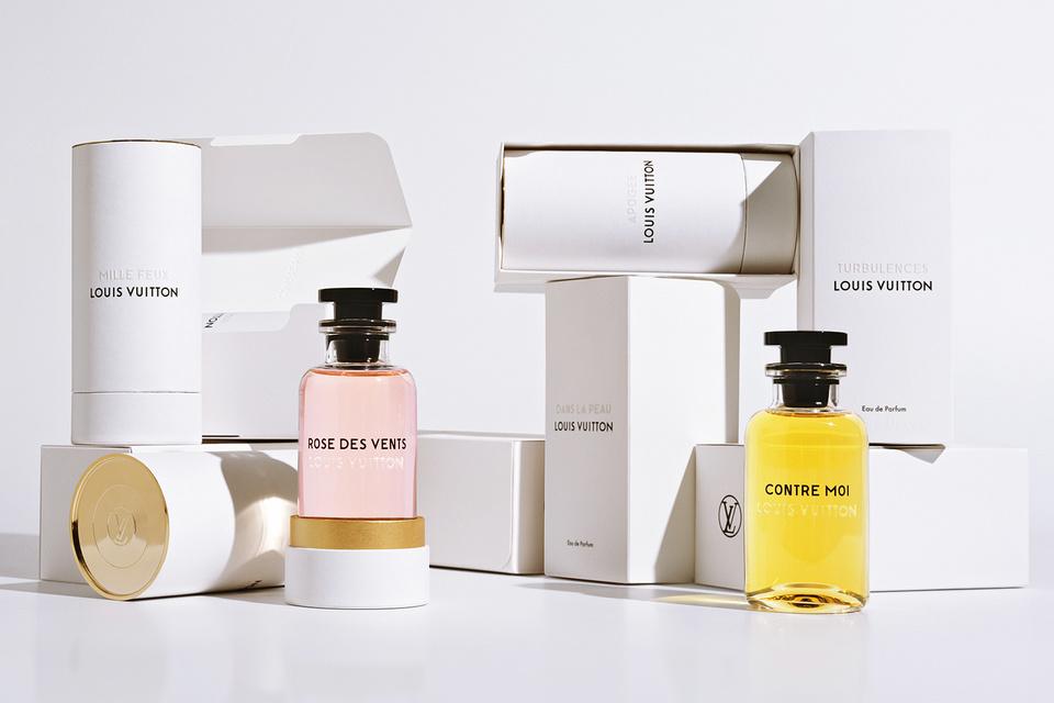Коллекция Les Parfums Louis Vuitton