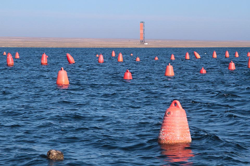 «Южная цитадель» получила в пользование на 25 лет четыре участка акватории Черного моря общей площадью около 1000 га