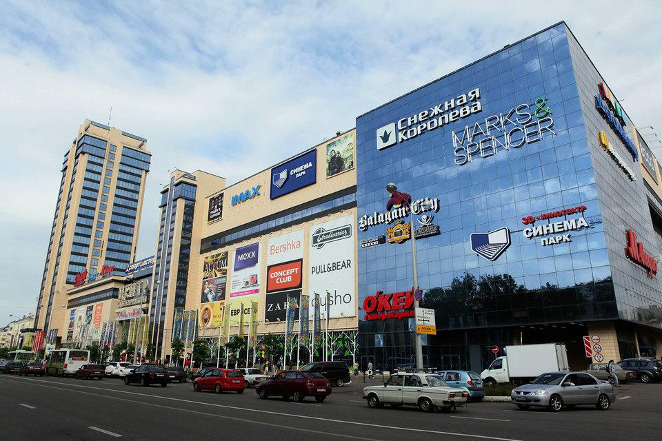 «Галерея Чижова», основанная депутатом Госдумы Сергеем Чижовым, владеет одним из крупнейших в Воронеже многофункциональных комплексов